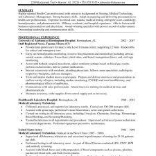 Nurse Resume Sample Without Experience Nurse Resume Samples