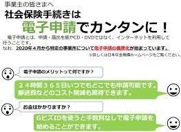 日本 年金 機構 電子 申請
