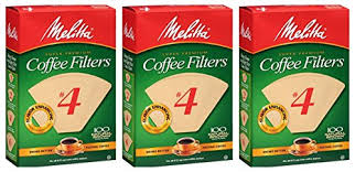 4.8 out of 5 stars. Natural Brown 4 100 Count Pack Of 3 Melitta Cone Coffee Filters Trueyogaevergreen Com
