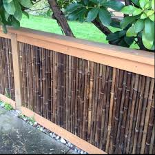 Small Picture 21 best Bamboo Fence Ideas images on Pinterest Bamboo fencing
