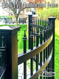 Black vinyl fence Tall Black Pvc Fence Black Vinyl Fence Ideas New Wow This Is Curved Chain Link Black Black Pvc Fence Black Vinyl Fence Ideas New Wow This Is Curved
