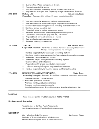 Oversaw Resume