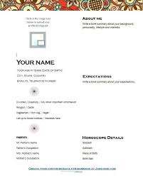 Download Simple Biodata Format In Word Sample Template For Marriage Doc Biodata Format Doctors Easy