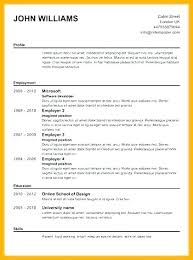 Resume Builder Free Online Printable Printable Resume Builder Pictx Host