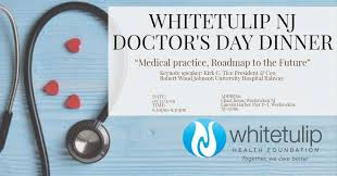 Whitetulip Nj Doctors Day Dinner At Chart House Weehawken