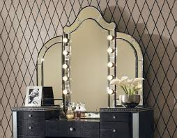vanity mirror with lights for bedroom also tips desk 2017 pictures makeup dressers corner table tables