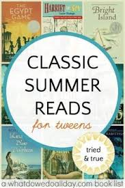 clic summer reading books for kids ages 8 12