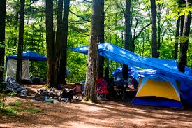 camping in the woods. Modren The FileCamping Tents In The Woods 2jpg To Camping In The Woods E