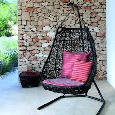 hammock swing chair stand diy