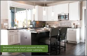 Kitchen Upper Cabinet Height Greenstone Homes