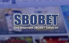 Link Sbobet - Situs Agen Bandar Judi Bola Online Terpercaya