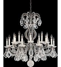 schonbek buckingham 9 light chandelier in slathered dusk 9829 54 photo