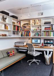 home office and guest room. Wonderful Room Contemporary Home Office By Patrick Brian Jones PLLC And Guest Room