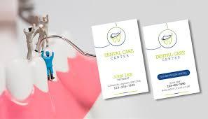 dental visiting card design dentist business card design inspirations gotprint blog