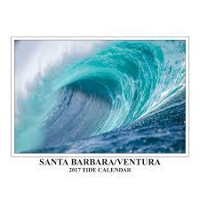 Santa Barbara Tide Wall Calendar
