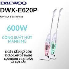 Máy hút bụi cầm tay (Hồng) Daewoo DWX-E620P