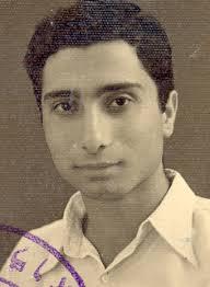 Levi Shlomo. Son of Sasson. born in Iraq. Born on 1928. Drafted on 1945 - pp_075870_10