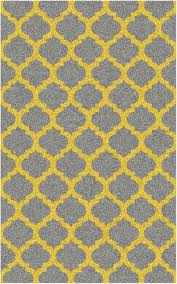 surya cosmopolitan cos 9229 gray yellow area rug