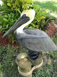 pelican statues and sculptures custom art artist editions for