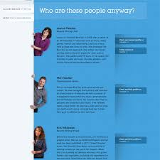 Employee Bio Template Meet The Team Pages Examples And Trends Smashing Magazine