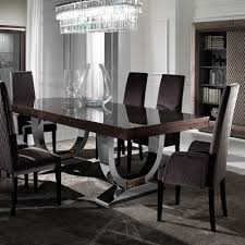 Large Modern Italian Veneered Extendable Dining Table