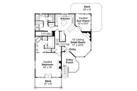 cape cod house plan cedar hill 30 895 main floor plan