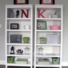 bookshelves for office. his u0026 hers office bookshelf decor home bookshelves for