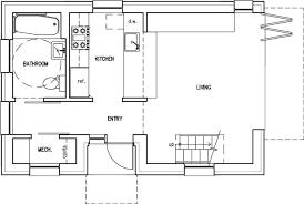 Before U0026 After U2014 Rochman Design  BuildAging In Place Floor Plans
