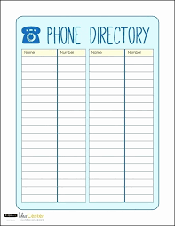Printable Address Book Template Excel Printable Address Book Template Excel Of 28 Of Phone Book Template