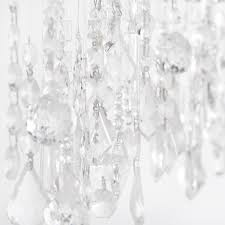 nuevo crystal linear pendant