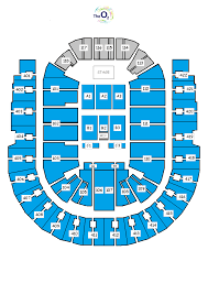 Do You Have A Seating Plan For The O2 Arena The O2