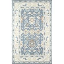 momeni area rugs machine made wool and nylon light blue area rug momeni koi area rugs