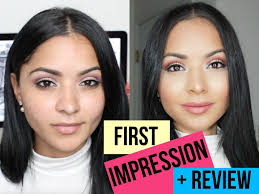 review new makeup forever ultra hd foundation diana saldana you
