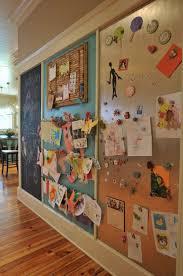 Kids Playroom With Chalkboard Art