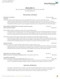 Harvard Business School Resume Templates Harvard Business School Resume Sample Sample Resume Objective For