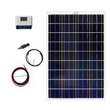 g solar 100 watt off grid solar panel kit