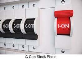 fuse box clipart and stock illustrations 535 fuse box vector eps trip switch fuse box switches off position electricity