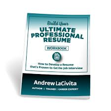 How To Build Your Resume Simple Build Your Ultimate Professional Resume Workshop