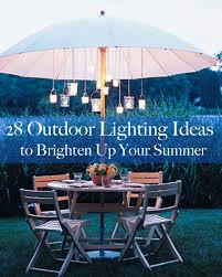 cheap outdoor lighting ideas. 28 Outdoor Lighting DIYs To Brighten Up Your Summer Cheap Ideas R