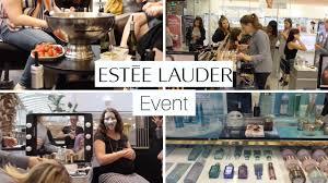 estee lauder event vlog goo bag free gift for you