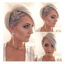 Coiffure Cheveux Court Mariage Luxury Swoonworthy Braided