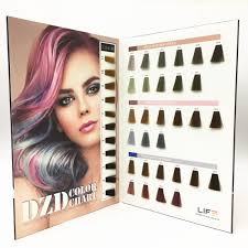 Hot Item Hair Colour Shade Chart For Permanent Hair Color Cream