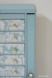 Diy Jewelry Cabinet Get Organized Turn An Old Jewelry Box Into A Diy Craft Organizer