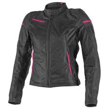 dainese michelle las motorcycle leather jacket clothing jackets grey pink dainese merchandising premium