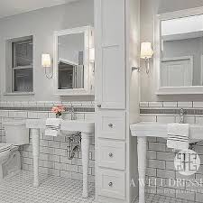 Gray Border Tiles Design Ideas