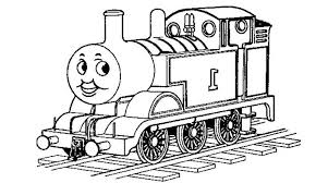 Small Picture Thomas Train Coloring Pages Kids Gekimoe 95416