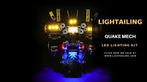 Light Up Quake Mech 70632 Lego | Ninjago Series Lego – Lightailing