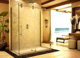 alternatives to glass shower doors cleaning with vinegar sho