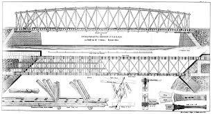architectural drawings of bridges. Pin Drawn Bridge Wooden 8 Architectural Drawings Of Bridges E