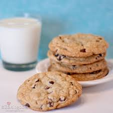 chocolate chip cookies and milk. Beautiful And On Chocolate Chip Cookies And Milk O